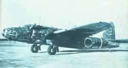 Nakajima Ki-49 Donryu