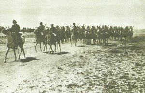 Turkish cavalry from Mosul
