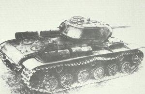 prototype KV-1S