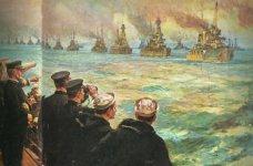 surrender of the German High Seas Fleet