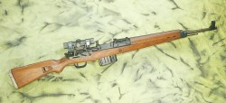 German self-loading rifle Gewehr 43