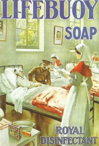 British soap advertising
