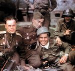 Soldiers of the 69th US Division and the Soviet 1st Ukrainian Front