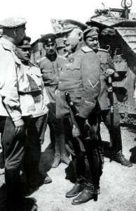 Lieutenant General Anton Ivanovich Denikin