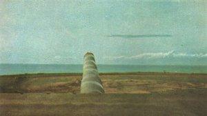 German naval long-range gun