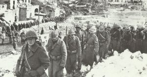 Men of a North African unit of Juin's French corps