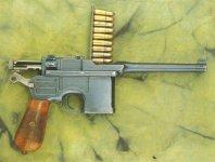 Mauser C/96 Model 1896