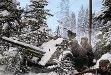 Soviet anti-tank gun