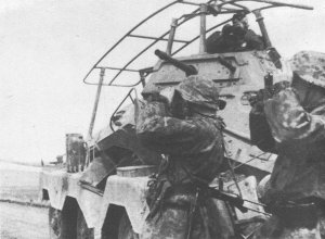Wiking Division Reconnaissance Party