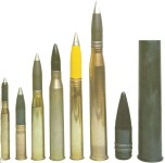 German tank ammunition