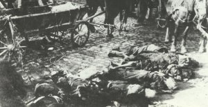 victims of the area bombing