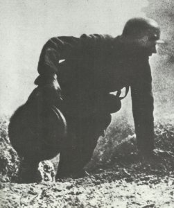 German anti-tank close combat fighter