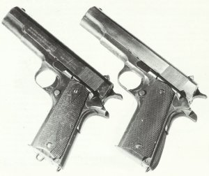 Colt M1911 and M1911A1