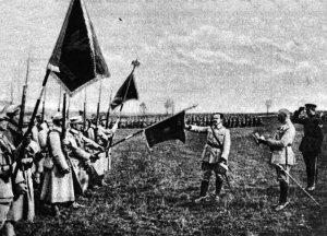 General Jozef Haller's Polish troops