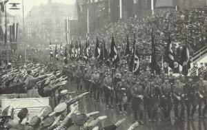 Saar 'returns to the Reich'