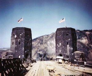 captured bridge of Remagen