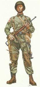 US Sergeant Airborne