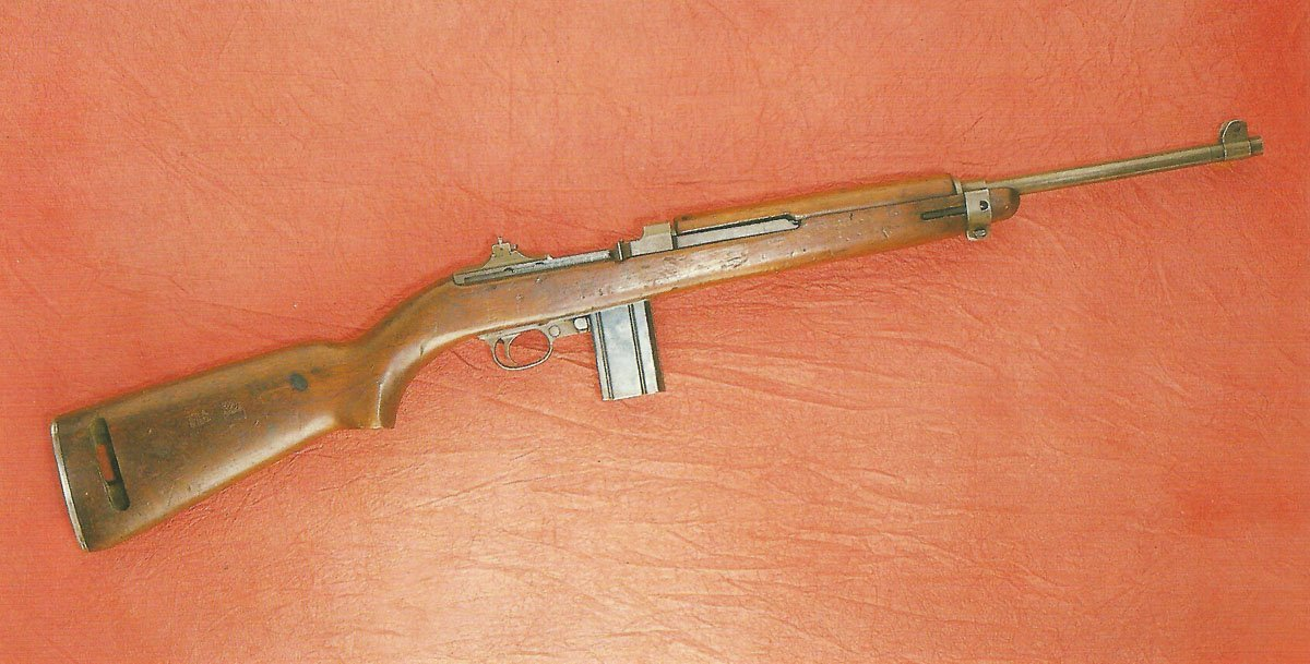 US carbine cal 30 M1 > WW2 Weapons