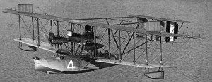 Curtiss NC4 flying boat