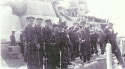 German sailors Scapa Flow