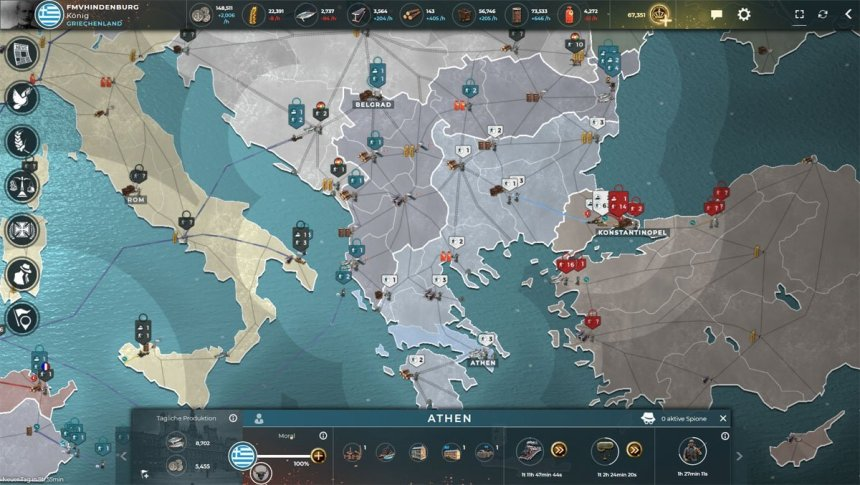 Attack on Turkey.