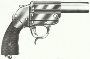 Walther Battle pistol
