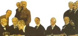 sign of the Treaty of Versailles
