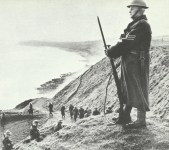 Home Guard at coast