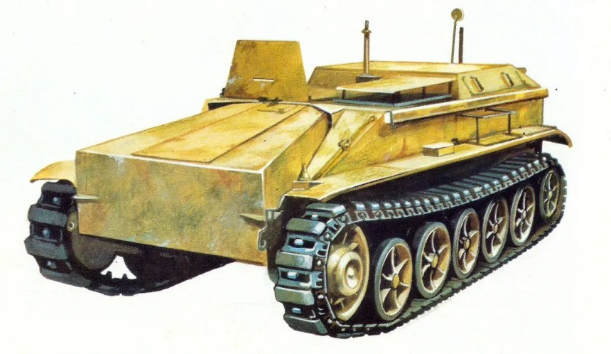 SdKfz 301 B IV