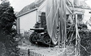 StuH 42 of the Hohenstaufen Division