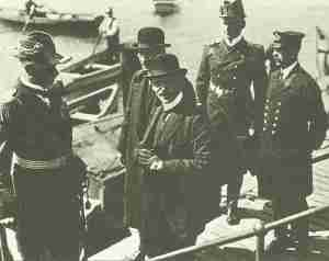 Admiral Maximilian von Spee