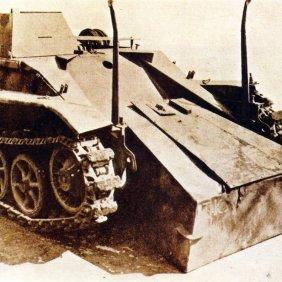 SdKfz 301 Ausf A.
