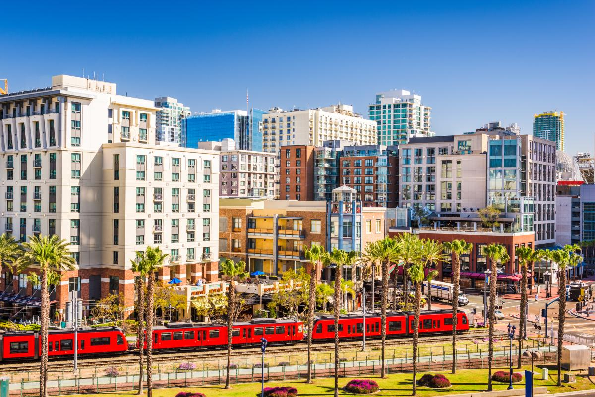 hight resolution of developing sustainable communities across california