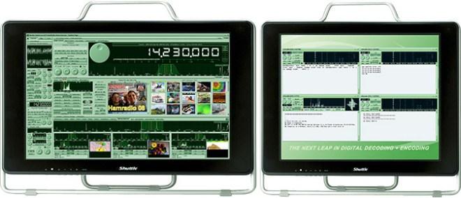 RadioCom 6 Dual Monitor