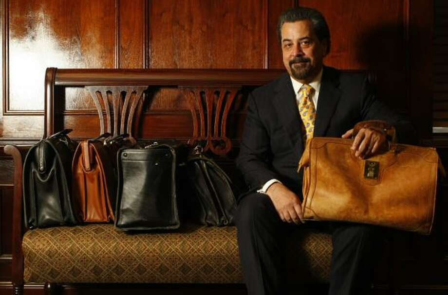 Trial Lawyers Take Along Their Lucky Charms Houston Chronicle
