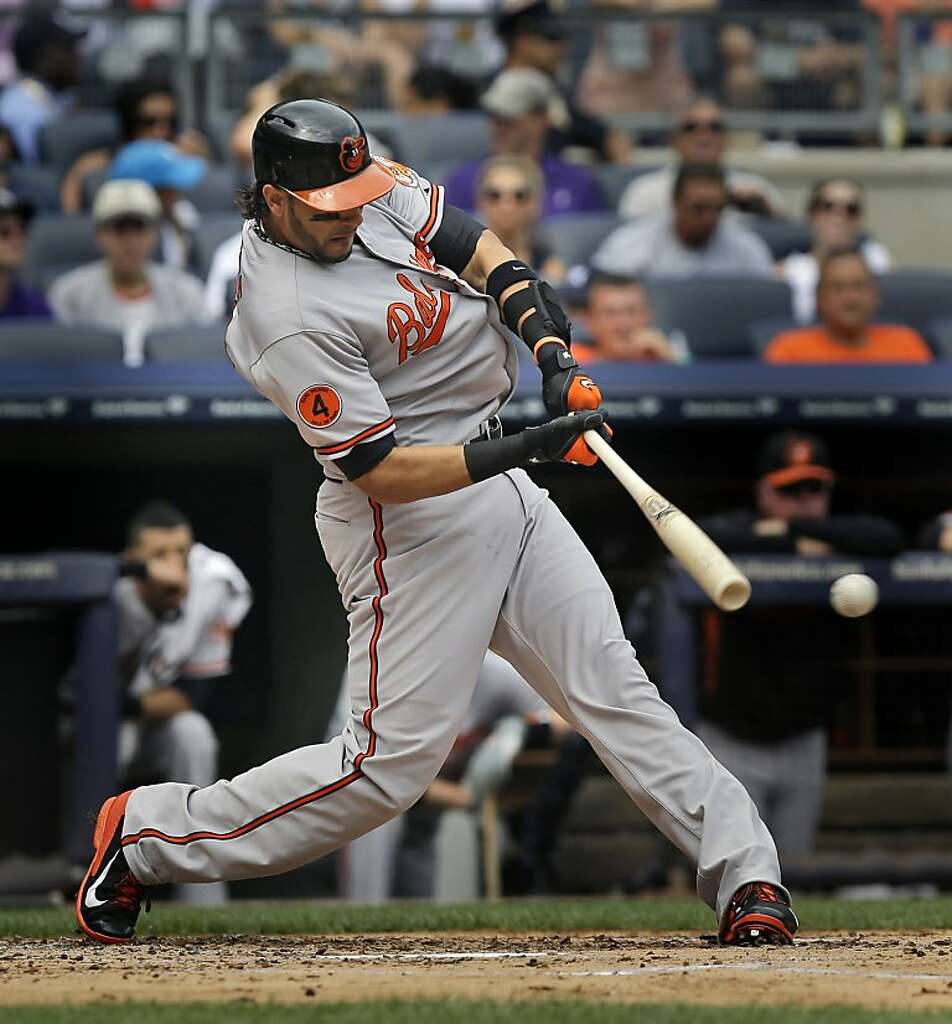 Giants Finalize 1 Year Deal With Outfielder Morse SFGate