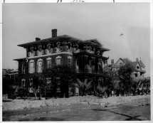 Ashton Villa Galveston Texas 1900