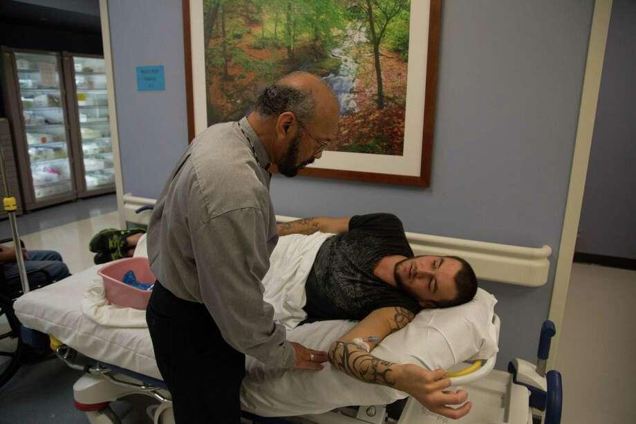 Hospital chaplains comfort the afflicted  Houston Chronicle