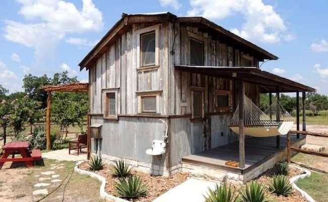 Tiny Texas Houses San Antonio Express News