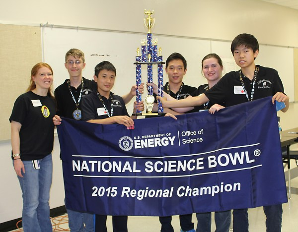 San Antonio Students In National Science Competition