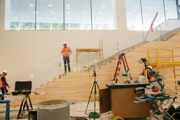 Sfmoma Opens 14 Biggest Modern Art Museum In