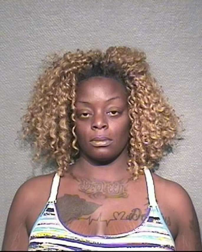 Sheborah Latrice Thomas, 30, is charged with two counts of capital murder in the deaths of her two children, ages 7 and 5, about 9:30 a.m. Friday, Aug. 12, 2016, in the 3000 block of Tierwester in southeast Houston. (Houston Police Department)