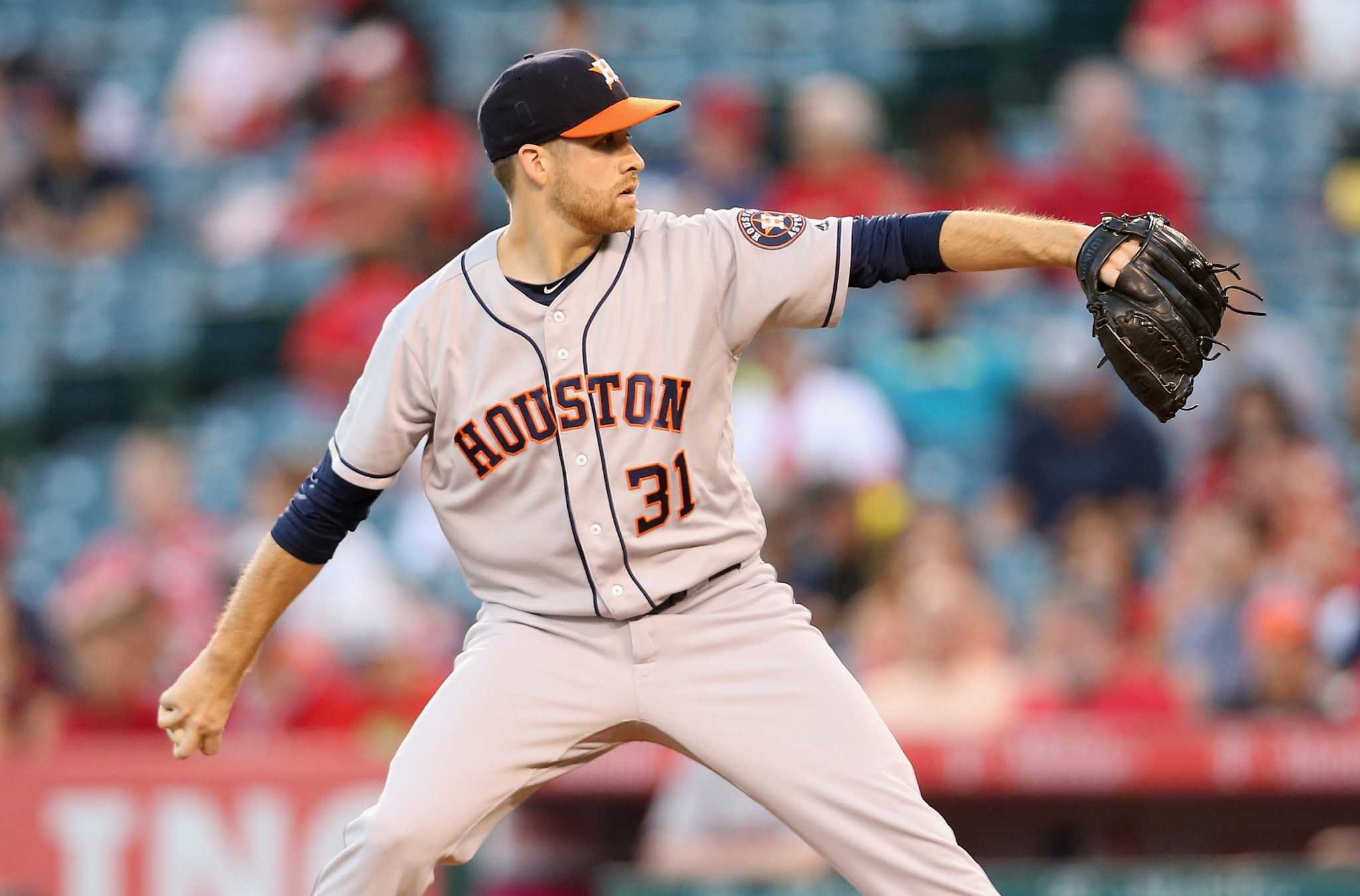 Collin McHugh Astros Await Arbitration Ruling Houston Chronicle