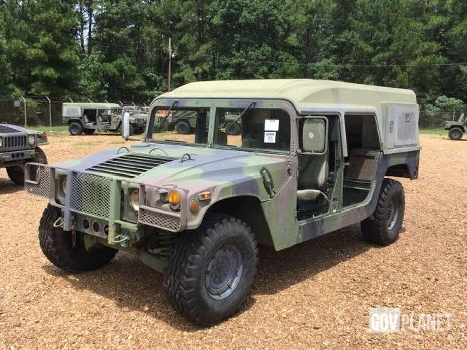 Surplus Military Auction San Antonio Express News
