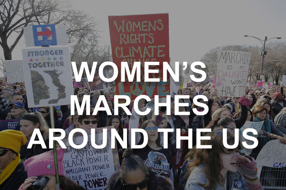 Image result for images of women's march in Jan. 21, 2017