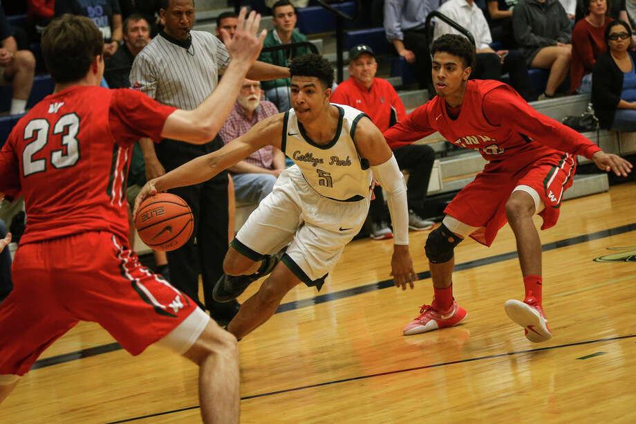 High school basketball Jan 24  Houston Chronicle