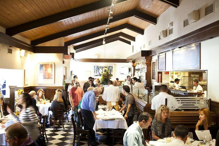 Top Seafood Restaurants San Francisco