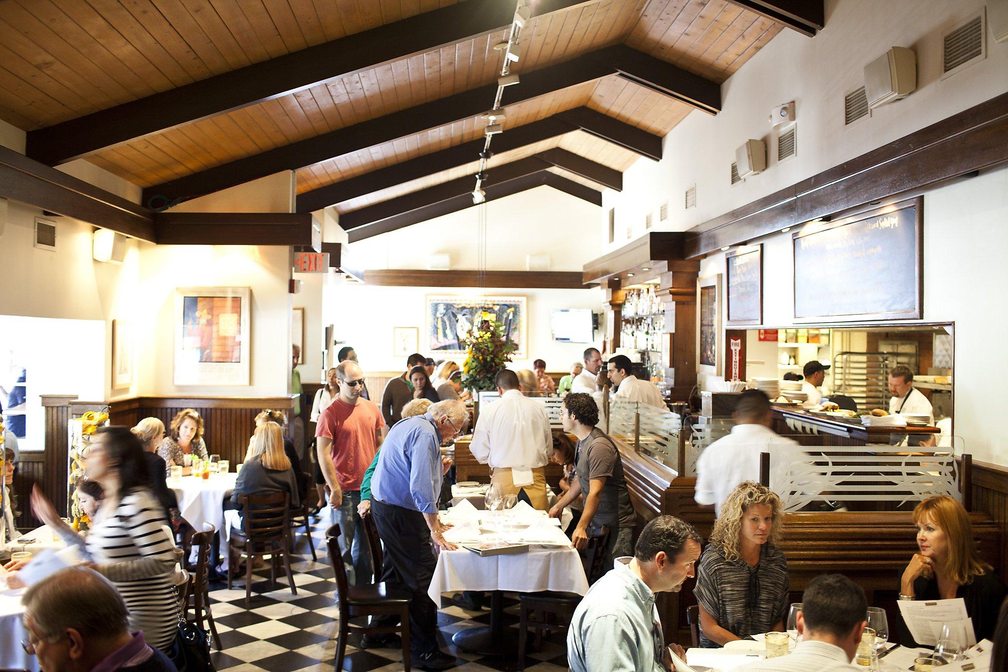 Seafood Pasta San Francisco