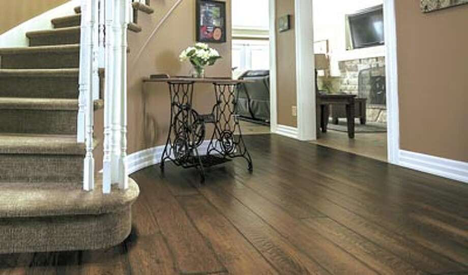 Only real wood is the real deal for flooring  Midland