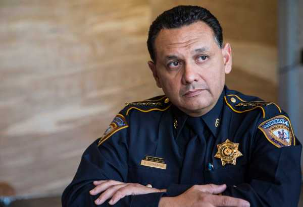 Texas Sheriffs Step Replace Harris County In
